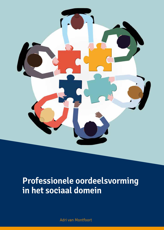 NIEUW: Boek Professionele oordeelsvorming in het sociaal domein